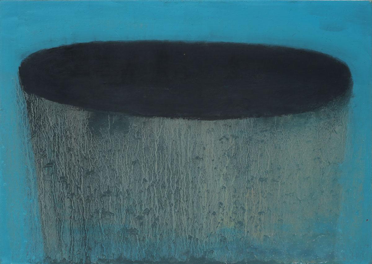 Magic Black | 2020 | Öl / Leinwand | 35 × 45 cm
