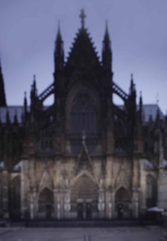 Martin Streit, Camera Obscura, Lichtkammer 2014, 180 cm x 125 cm, Pigmentdruck auf Alu-Dibond