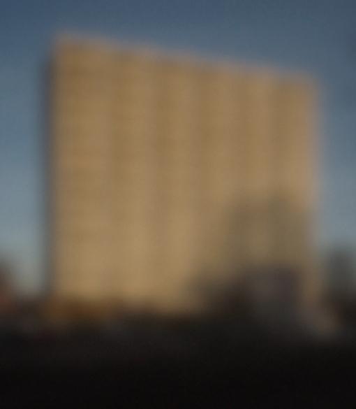 Hochhaus Köln | 2012 | Camera Obscura | Pigmentdruck auf Alu-Dibond | 180 x 140 cm