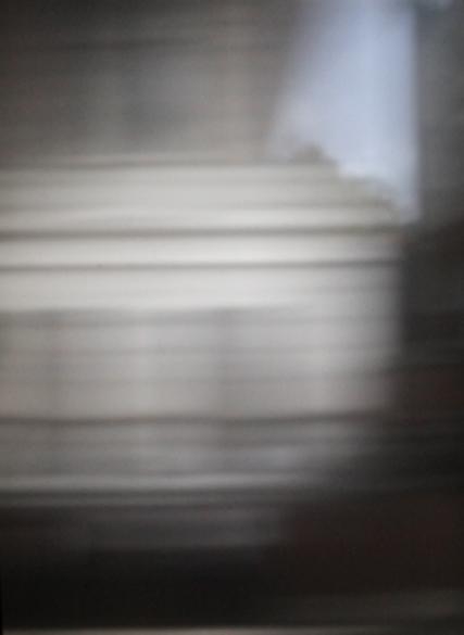 Hausfassade London II | 2014 | Camera Obscura | Pigmentdruck auf Alu-Dibond | 180 x 140 cm