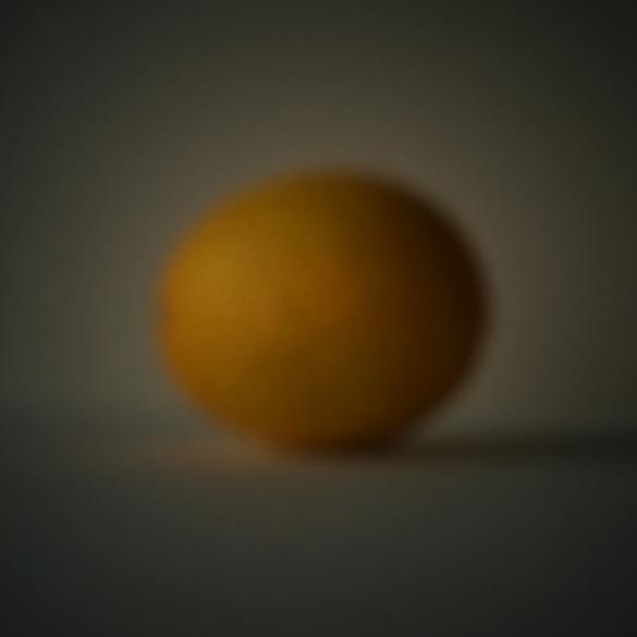 Honigmelone | 2012 | Camera Obscura | Pigmentdruck auf Alu-Dibond | 150 x 150 cm